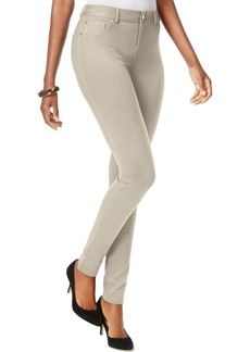 Inc International Concepts Ponte Skinny Pants, Only at Macy's