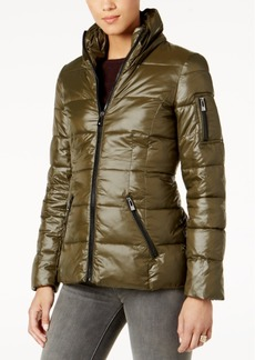 Inc International Concepts Puffer Coat, Created for Macy's