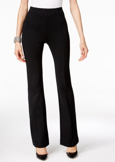 Inc International Concepts High-Waist Curvy-Fit Bootcut Pants, Created for Macy's