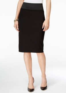 Inc International Concepts Curvy-Fit Pencil Skirt, Created for Macy's