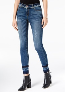 Inc International Concepts Released-Hem Skinny Jeans, Created for Macy's