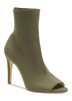 Inc International Concepts Rielee Sock Ankle Booties, Created for Macy's Women's Shoes