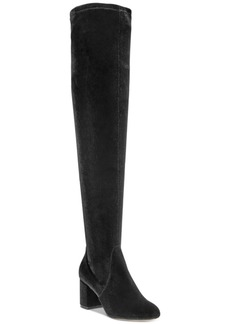 I.n.c. Rikkie Wide-Calf Over-The-Knee Boots, Created for Macy's Women's Shoes