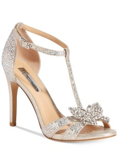 Inc International Concepts Rissaa Embellished Butterfly Detail Evening Sandals, Only at Macy's Women's Shoes