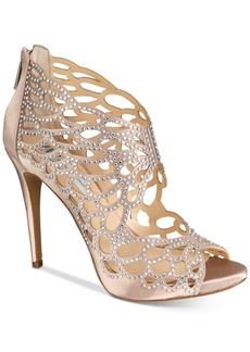 INC International Concepts I.n.c. Sarane Evening Sandals, Created for Macy's Women's Shoes