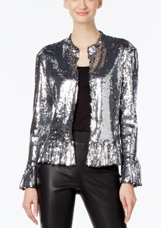 Inc International Concepts Sequined Jacket, Only at Macy's