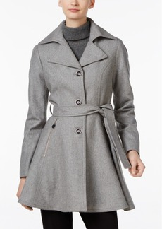 I.n.c. Skirted Peacoat, Created for Macy's