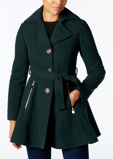 INC International Concepts I.n.c. Skirted Walker Coat, Created for Macy's