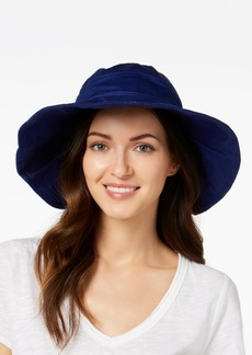 INC International Concepts I.n.c. Solid Floppy Hat, Created for Macy's
