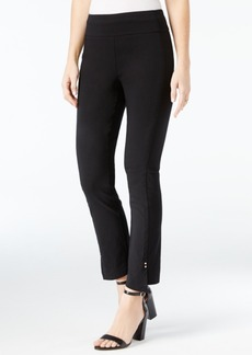Inc International Concepts Step-Hem Skinny Pants, Created for Macy's