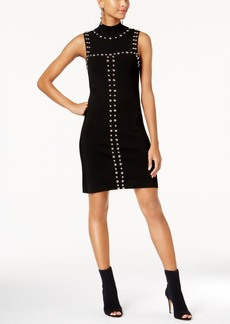 Inc International Concepts Petite Studded Dress, Created for Macy's