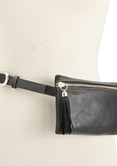 Inc International Concepts Tassel Zip Fanny Pack, Only at Macy's
