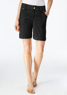 Inc International Concepts Utility Shorts, Created for Macy's