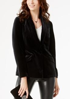Inc International Concepts Velvet Blazer, Created for Macy's