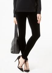 INC International Concepts I.n.c. Curvy Velvet Skinny Pants, Created for Macy's