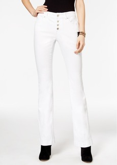 Inc International Concepts White Wash Bootcut Jeans, Only at Macy's
