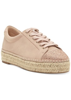 INC International Concepts I.n.c. Women's Eliza Platform Espadrille Sneakers, Created for Macy's Women's Shoes