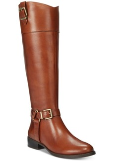 Inc International Concepts Women's Fedee Wide-Calf Tall Boots, Only at Macy's Women's Shoes