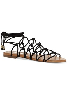 Inc International Concepts Women's Gallena Popsicle Collection Flat Sandals, Only at Macy's Women's Shoes