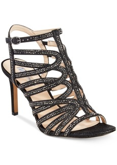 Inc International Concepts Women's Gawdie Caged Sandals, Only at Macy's Women's Shoes