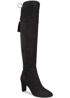 Inc International Concepts Women's Hadli Wide-Calf Over-The-Knee Boots, Only at Macy's Women's Shoes