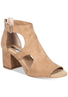 Inc International Concepts Women's Helenn Block-Heel Sandals, Created for Macy's Women's Shoes