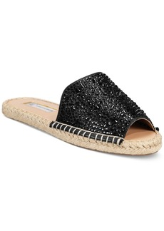 Inc International Concepts Women's Ilata Embellished Espadrille Flat Sandals, Created for Macy's Women's Shoes