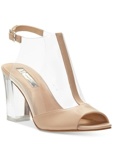 I.n.c. Women's Kelisin Block Heel Dress Sandals, Created for Macy's Women's Shoes