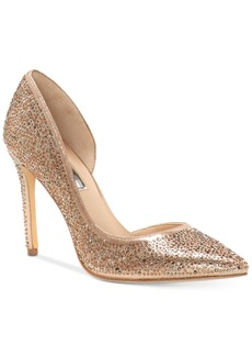 INC International Concepts I.n.c. Women's Kenjay d'Orsay Pumps, Created for Macy's Women's Shoes