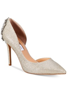 Inc International Concepts Women's Kesya Embellished d'Orsay Pumps, Only at Macy's Women's Shoes