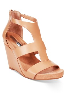 Inc International Concepts Women's Lilbeth Wedge Sandals, Created for Macy's Women's Shoes