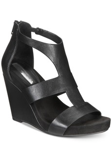 I.n.c. Women's Lilbeth Wedge Sandals, Created for Macy's Women's Shoes