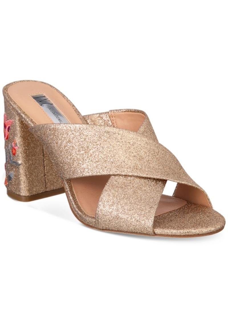 2938f19853d31 INC International Concepts I.n.c. Women s Madalyn Dress Sandals ...