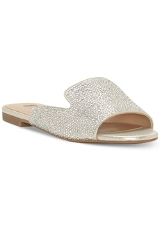 INC International Concepts I.n.c. Women's Mayla Slip-On Flat Sandals, Created for Macy's Women's Shoes