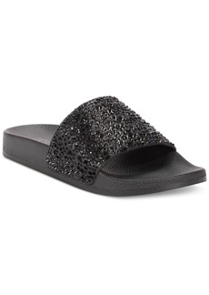 I.n.c. Women's Peymin Pool Slides, Created for Macy's Women's Shoes