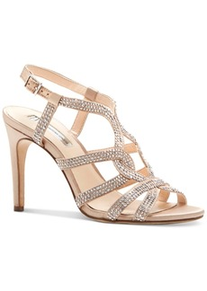 INC International Concepts I.n.c. Women's Randii Evening Sandals, Created for Macy's Women's Shoes