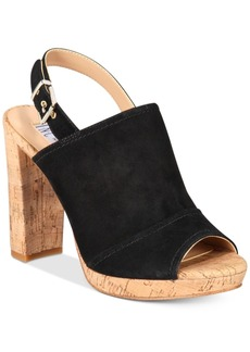 Inc International Concepts Women's Tangia Platform Block-Heel Sandals, Only at Macy's Women's Shoes