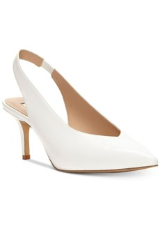 I.n.c. Women's Varinaa Slingback Pumps, Created for Macy's Women's Shoes