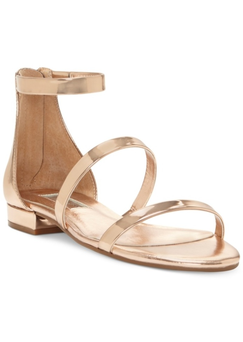 e2b849b8dc67 INC International Concepts I.n.c. Women s Yessenia Strappy Flat Sandals