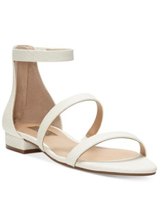 I.n.c. Women's Yessenia Strappy Flat Sandals, Created for Macy's Women's Shoes