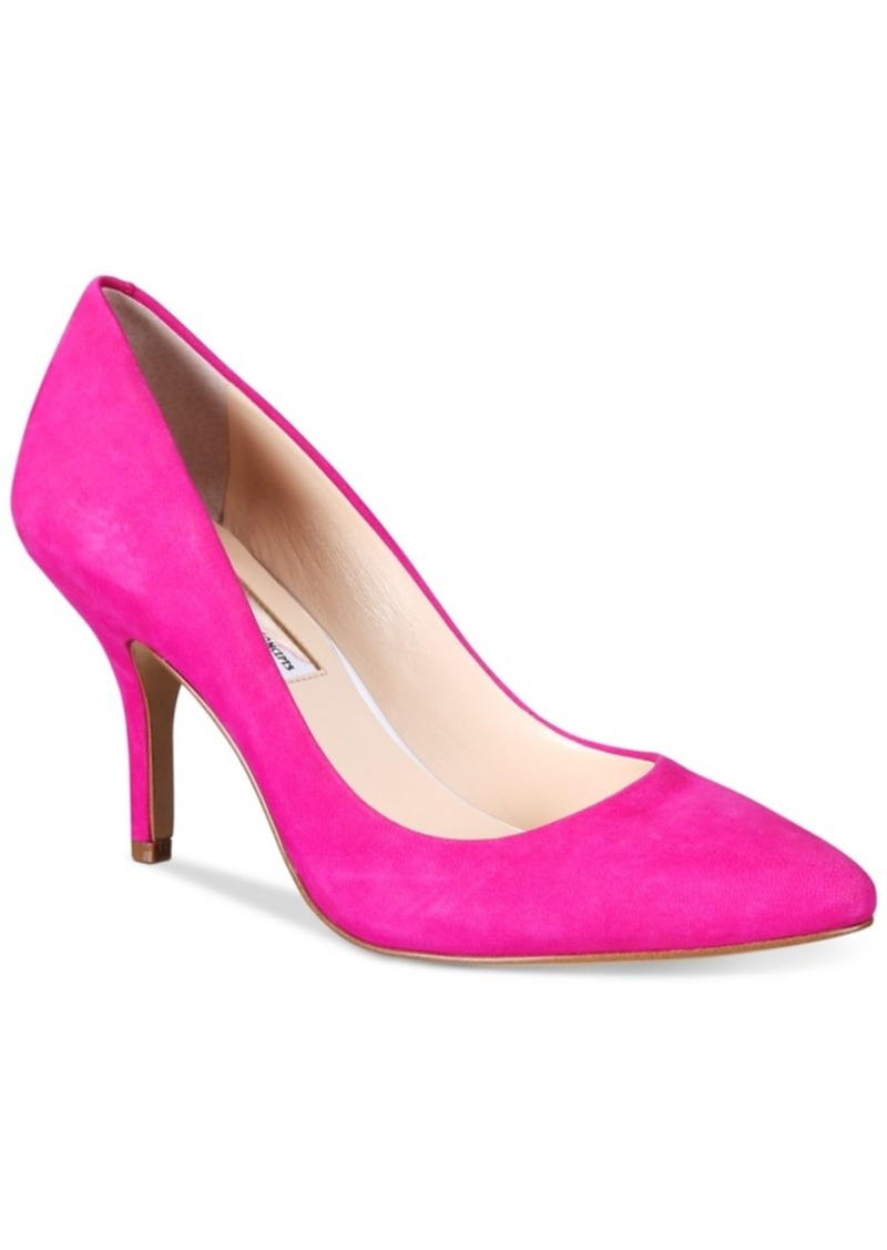 Inc International Concepts Womens Zitah Pointed Toe Pumps, Created for Macy's Women's Shoes