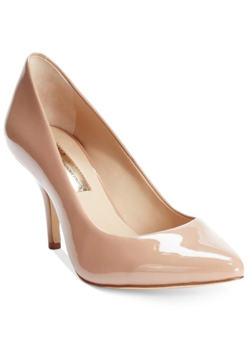 Inc International Concepts Womens Zitah Pointed Toe Pumps, Only at Macy's Women's Shoes