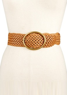 Inc International Concepts Woven Belt, Only at Macy's
