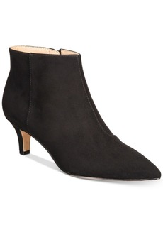 I.n.c. Zennora Ankle Booties, Created for Macy's Women's Shoes