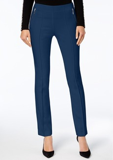 Inc International Concepts Zip Curvy-Fit Skinny Pants, Created for Macy's