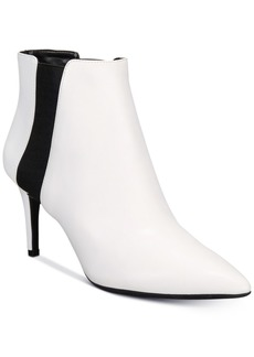 INC International Concepts I.n.c. Irsia Ankle Booties, Created for Macy's Women's Shoes
