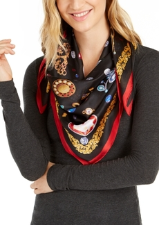 INC International Concepts Inc Jewels Status Square Scarf, Created For Macy's