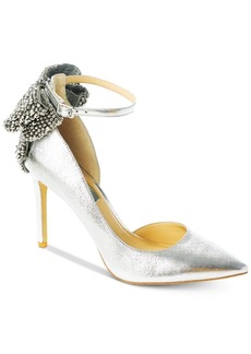 INC International Concepts I.n.c. Kaison Evening Bow Pumps, Created for Macy's Women's Shoes