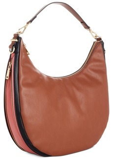 INC International Concepts Inc Kolleene Colorblocked Hobo, Created for Macy's