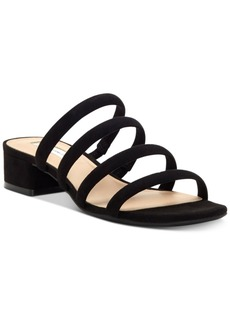 INC International Concepts I.n.c. Lamia Block-Heel Sandals, Created For Macy's Women's Shoes
